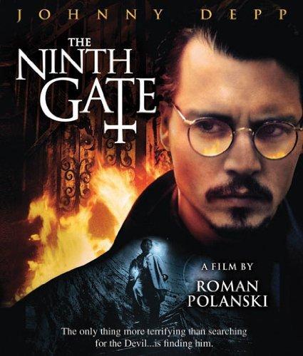 The Ninth Gate [Blu-ray]