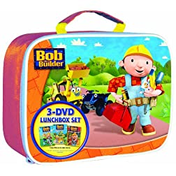 Bob the Builder Lunchbox Gift Set (Three-pack)
