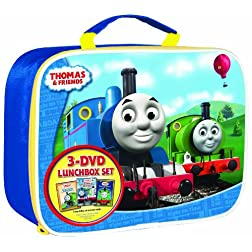 Thomas & Friends Lunchbox Gift Set (Three-pack)