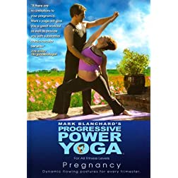 Mark Blanchard's Progressive Power Yoga: Prenatal Pregnancy Routines ( pregnant )