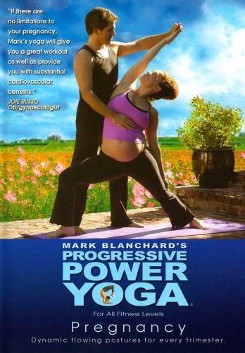 Mark Blanchard's Progressive Power Yoga: Prenatal Pregnancy Routines ( pregnant )
