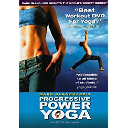 Mark Blanchard's Progressive Power Yoga Vol.1