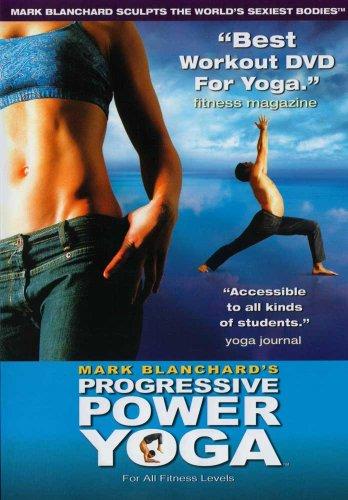 Mark Blanchard's Progressive Power Yoga Vol.1