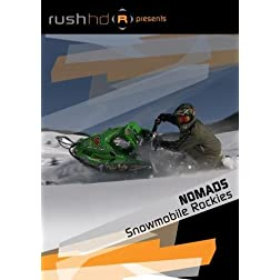 Nomads: Snowmobile Rockies