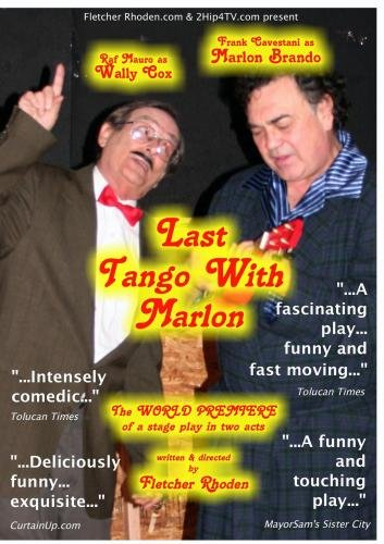 Last Tango With Marlon