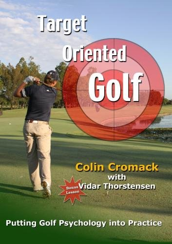 Target Oriented Golf DVD - Range Training For Your Mind (PAL version)