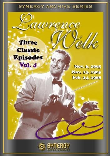 3 Classic Episodes of the Lawrence Welk Show Vol. 4
