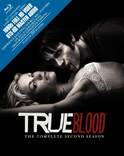 True Blood: The Complete Second Season (HBO Series) [Blu-ray]