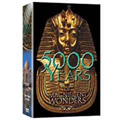 5000 Years of Magnificent Wonders (6pc)