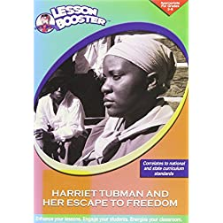America's Journey Through Slavery: Harriet Tubman & Her Escape to Freedom
