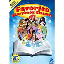 Favorite Storybook Classics! Over 6 1/2 Hours!