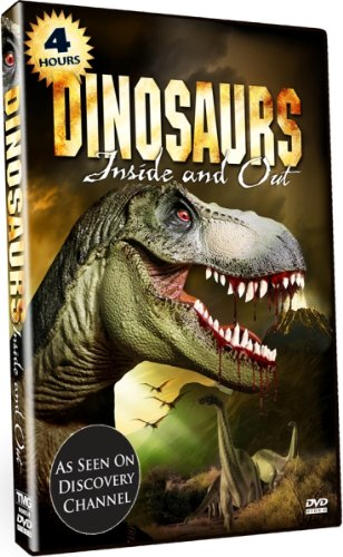 Dinosaurs - Inside and Out - 4 HOURS! AS SEEN ON DISCOVERY CHANNEL!
