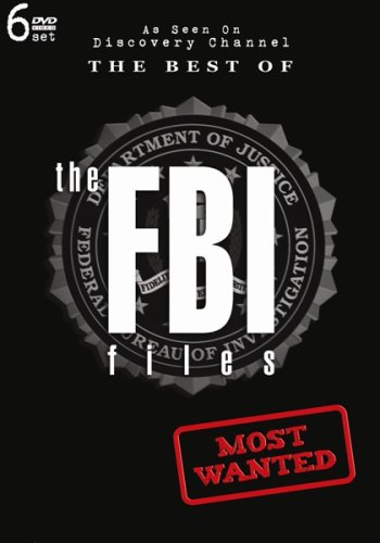 The FBI Files - The Best of.... - AS SEEN ON DISCOVERY CHANNEL! 6 DVD Set