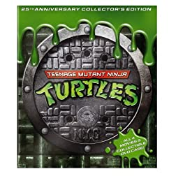 Teenage Mutant Ninja Turtles Film Collection (Teenage Mutant Ninja Turtles / Secret of the Ooze / Turtles in Time / TMNT)