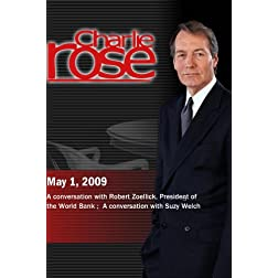 Charlie Rose (May 1, 2009)