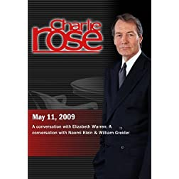 Charlie Rose (May 11, 2009)
