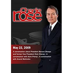 Charlie Rose (May 22, 2009)