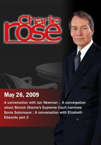 Charlie Rose (May 26, 2009)