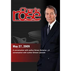Charlie Rose (May 27, 2009)