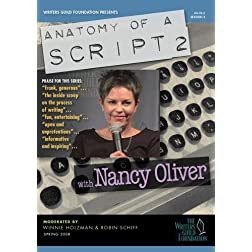 Anatomy of a Script 2 - Nancy Oliver (two-disc set)