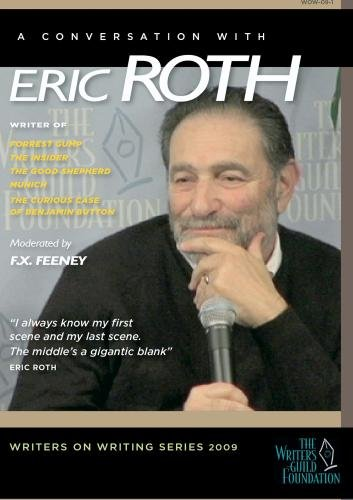 Writers on Writing - Eric Roth