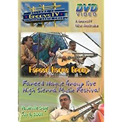 Fareed Haque Group - Live at High Sierra Music Festival