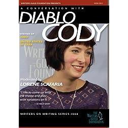 Writers on Writing - Diablo Cody