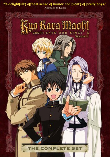 Kyo Kara Maoh!: Season 2 Box Set