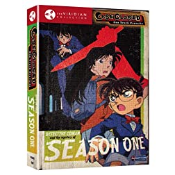 Case Closed: Season One Box Set (Viridian Collection)