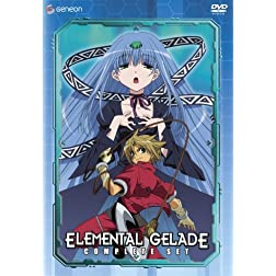 Elemental Gelade: The Complete Series Box Set (Viridian Collection)