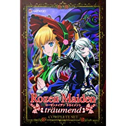 Rozen Maiden Traumend: Box Set