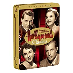Hollywood Classics: The Golden Age of the Silverscreen