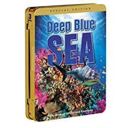 Deep Blue Sea (Tin Case) (3pc) (Box Tin)