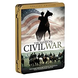The American Civil War (3-pk)(Tin)
