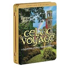 Celtic Voyage: A Fascinating Journey Through Ireland (3-pk)(Tin)