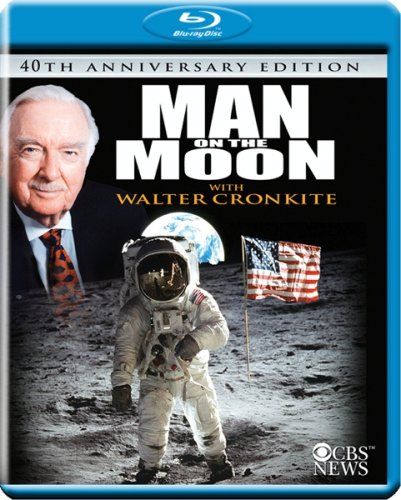 Man on the Moon (40th Anniversary Edition) [Blu-ray]