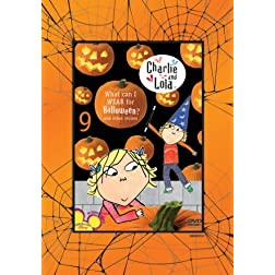 Charlie and Lola, Vol. 9: What Can I Wear for Halloween?
