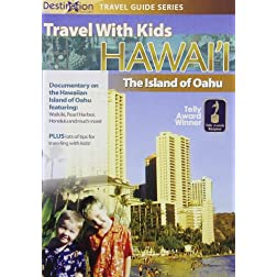 Travel With Kids: Hawaii The Island Of Oahu