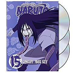 Naruto Uncut Box Set, Vol. 15 (Special Edition)