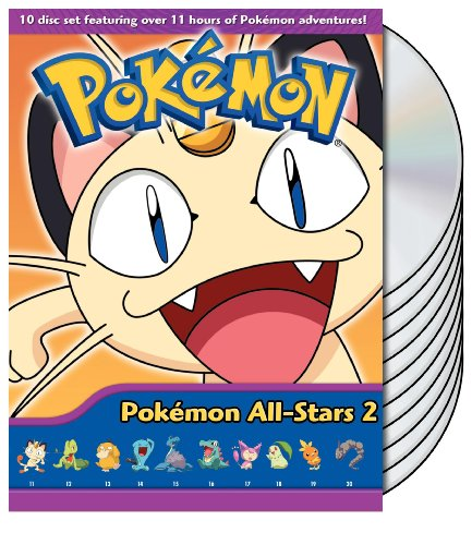 Pokemon All Stars: Collection 2