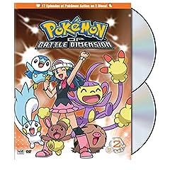 Pokemon: Diamond and Pearl Battle Dimension, Vols. 3 & 4