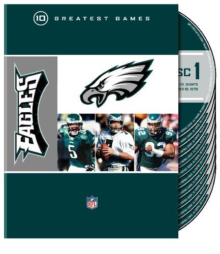 NFL: Philadelphia Eagles - 10 Greatest Games