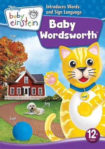 Baby Einstein: Baby Wordsworth - First Words: Around the House