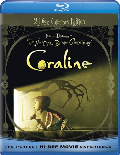 Coraline (Two-Disc Blu-ray/DVD Combo w/ Anaglyph 3D) (2009)