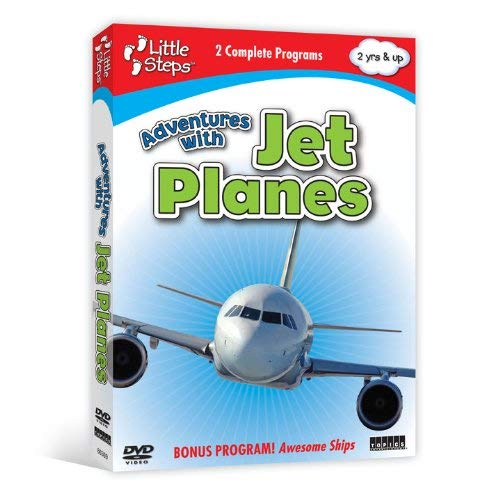 Little Steps: Adventures with Jet Planes