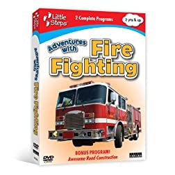 Little Steps: Adventures with Fire Fighting