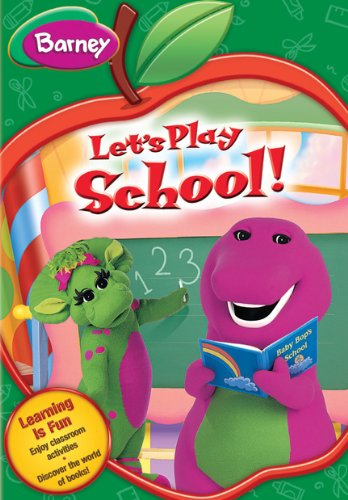 Barney: Let's Play School