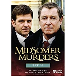 Midsomer Murders: Set 14