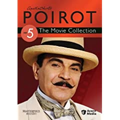 Agatha Christie's Poirot: The Movie Collection, Set 5 (2010)