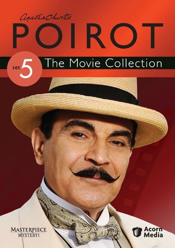 Agatha Christie's Poirot: The Movie Collection, Set 5 (2010)